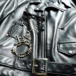 So sollten Sie Ihre Lederjacke tragen
