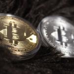 Die Bitcoin als mysteriöse digitale Währung
