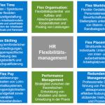 Flexibilität am Arbeitsplatz und Leistung bei der Entwicklung neuer Produkte
